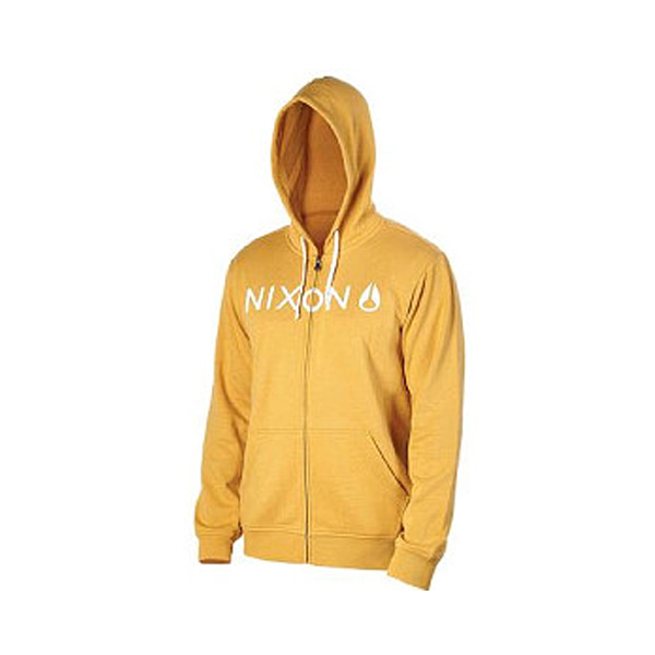 [NIXON] 닉슨 후드집업 Lockup Zip Hood (YELLOW)-N142HD01M0YEL