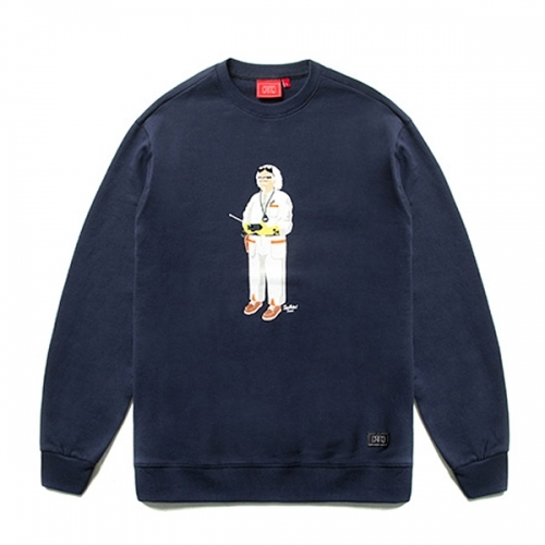 크리틱 스웻셔츠 맨투맨 CHICKEN KILLER SWEAT SHIRT (N0) - CTOSPCR02UN0